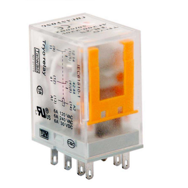 TRYO EUROPE TYPE RELAY TR2N
